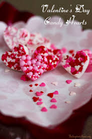 s day candy hearts s day candy hearts easy desserts the inspired home