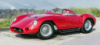 classic maserati for sale ex fangio maserati 300 s added to bonhams u0027 quail docket