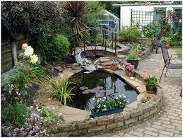 backyards wondrous garden fish ponds designs exteriors pond