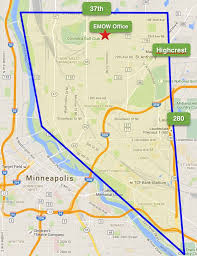 Zip Code Map Minneapolis by Eastside Meals On Wheels Serving Meals To Residents Of