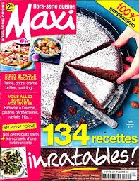 recettes maxi cuisine achat magazine maxi hs cuisine n 35 en numérique