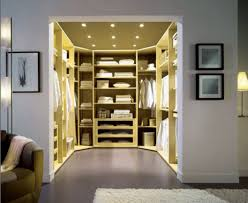 walk in closet in a small bedroom video and photos