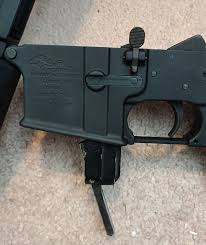 has anyone added an ejector to a sten magazine block ar15 com