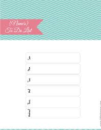 radiant to do list template to do list template printable to do
