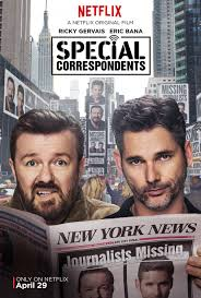 special correspondents extra large movie poster image imp awards