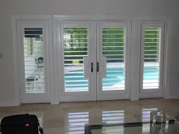 Shutters For Doors Interior Plantation Shutters Traditional Entry Miami By Chio S