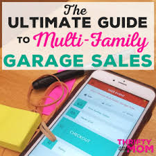 Organizing A Garage Sale - making money archives thrifty little mom