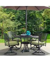 Steel Patio Set Don U0027t Miss These Deals On Green Patio Furniture