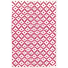Pink Outdoor Rug Samode Fuchsia Ivory Indoor Outdoor Rug The Outlet