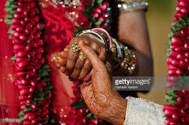 garland indian wedding indian wedding garland stock photos and pictures getty images