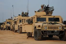 modern military vehicles high mobility multipurpose wheeled vehicle hmmwv military com
