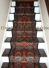 Couristan Kashimar Timeless Treasures Stair Runner Collection