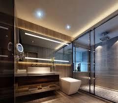 spa style bathroom ideas grey bathroom with glass door design style modern bathrooms by spa