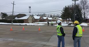 Maps Of Macomb County Michigan And Locals And Locations by Fraser Sinkhole Endangers Homes Closes 15 Mile Road Near Hayes