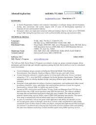 Skills For Server Resume Download Sql Server Dba Resume Haadyaooverbayresort Com
