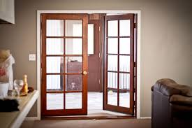 double prehung interior doors artisan mahogany solid wood front