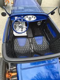 roadster full custom interior u2013 craft oc
