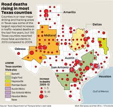 Traffic Map Houston Texas Efforts To Improve Oil Traffic Safety Yield Mixed Success