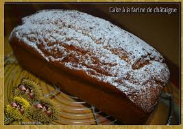 la cuisine de lilly cake à la farine de châtaigne corse la cuisine de lilly