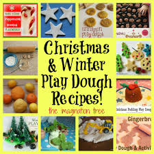 12 christmas and winter play dough recipes the imagination tree