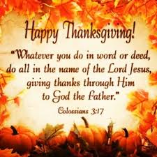 thanksgiving worship gratitude luke 8 22 39 pastor carey