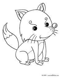Forest Animals Coloring Pages 37 All The Wild Animals Of The Forest Animals Coloring Pages
