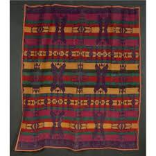 pendleton cayuse indian blanket 1920