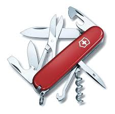 kitchen knife blank victorinox swiss army swisschamp xavt red