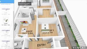 surroundpix live 3d floor plan furniture tool youtube