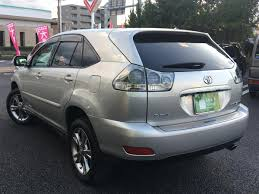 2005 toyota harrier hybrid premium s package used car for sale