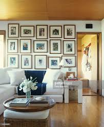 ralph laurens home is photographed for elle decor in 2005 in montauk picture id180396904