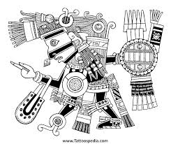 greaser skull alley aztec tattoos and their meanings