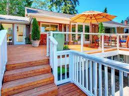 deck builder evansville in backyard fences u0026 decks
