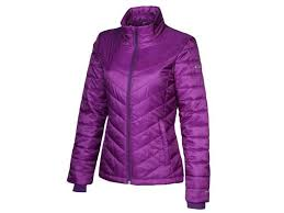 columbia morning light jacket columbia women s morning light insulated omni heat jacket purple 592