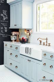 painted blue kitchen cabinets kitchen kitchen cabinets for small blue light green painted whole