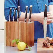 oliver kitchen knives oliver six knife block set harts of stur