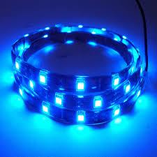 Led Light Strips by Hamilton Technology Blue Led Aquarium Accent Light Strip 20