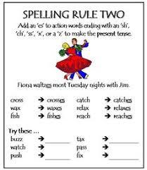 spelling rule 2 google search phonics pinterest spelling