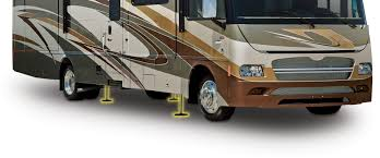 level up motorhome leveling systems