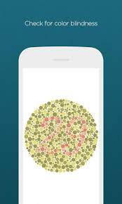 Blue Color Blind Test Color Blind Test Android Apps On Google Play