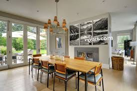Dining Room Wall Art by 3 Piece Mountain Black And White Canvas Art Prints