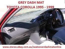 toyota corolla dash mat grey dash mat dashmat dashboard cover fit toyota corolla 1995