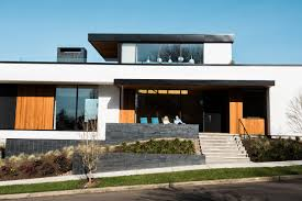 architect homes streamlined yet sophisticated wsj