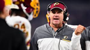 jay gruden back to calling plays draws on lifetime of experience