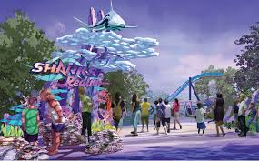 Seaworld Orlando Park Map by Seaworld Orlando Plans 73 Mph Coaster For Summer 2016