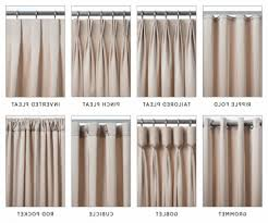 Types Of Curtains Home Design Awesome Types Of Curtain Rodss