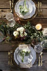 romantic table settings simple romantic table on the patio french country cottage