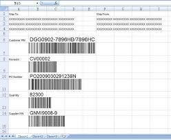 Avery Templates For Excel Easiersoft Bulk Barcode Generator Software Permanent Free