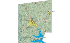 Angelo State University Map by Gray Named Interim Greenville Chamber Manager Hunt County Jail