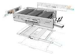 3d model floor plan documentation tools visualarq 2 flexible bim